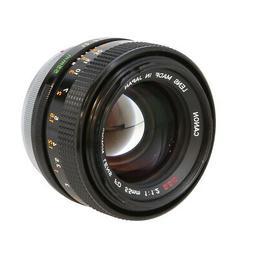 Canon 55mm F/1.2 SSC Breech Lock FD Mount Standard / Normal