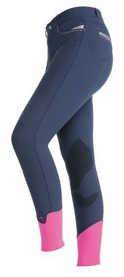 SHIRES EQUESTRIAN BLOOMBURY PERFORMANCE WOMENS BREECHES SIZE