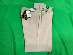 Ariat Heritage Low Rise Side Zip Knee Patch Riding Breeches