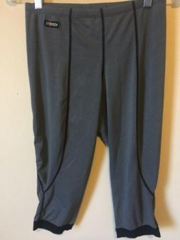 Kerritts Knee Breeches~Tights Summer Weight Gray & Black Wit