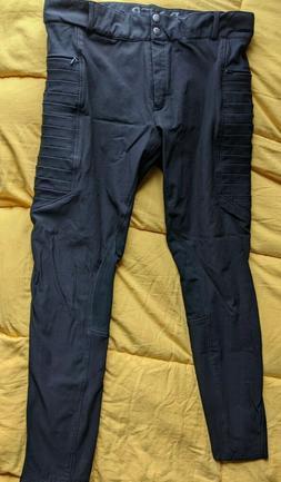 Dover Ladies Slimming Breeches Model 0350176 - Size 34 - Bla