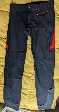 Dover Ladies Slimming Breeches Model 0350228 - Size 34 - Bla
