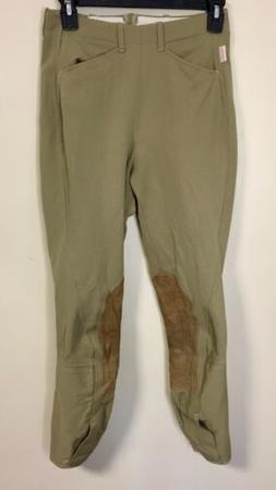 The Tailored Sportsman Trophy Hunter Tan Camel Low Rise Side